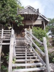 Vores bungalow i Sihanouxville