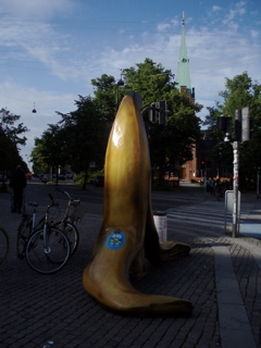 Bananskræl